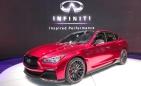 Detroit Auto Show 2014 - Infiniti Q50 Eau Rouge