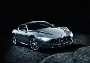 Maserati Alfieri - geneva motor show 2014